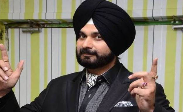 Sidhu-clean-chit-to-comment-on-PM-Modi
