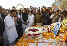 mp-jabapur-Shaheed-Ashwani-Kumar's-funeral--thousands-of-people-reached-for-last-farewell
