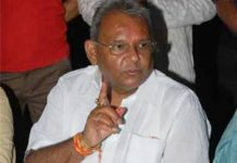mp-election--bjp-mp-anoop-mishra-blame-on-district-president-for-defaeat-in-gwalior