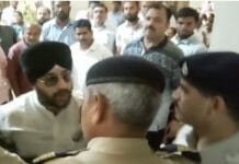 ruckus-IN-Kamal-Nath's-minister's-press-conference-indore-