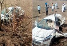 car-turned-into-a-farm-after-colliding-with-a-tree-in-raisen-two-dies-in-accident-in-raisen-
