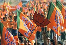 MP-ELECTION--BJP's-election-manifesto-will-be-released-today