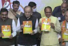 BJP-released-'vision-letter'