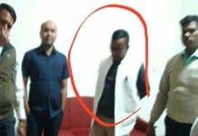 -Lokayukta-action-Patwari-arrested-with-bribe-in-jabalpur