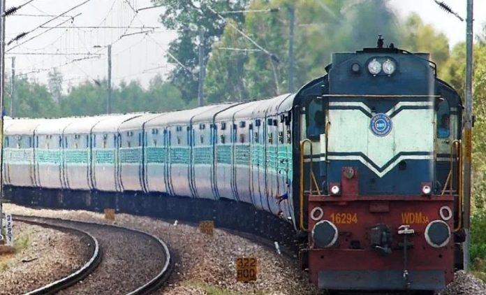 Indian Railways 2021)