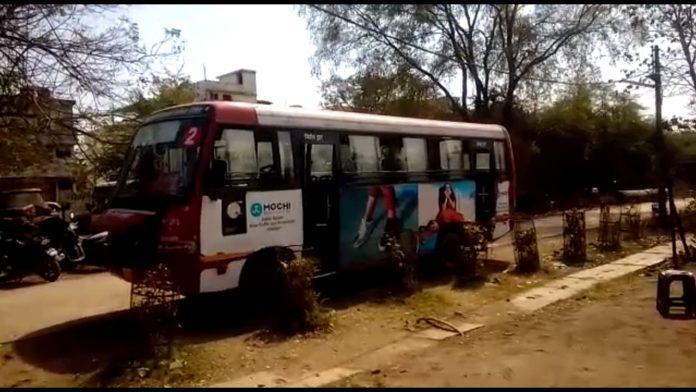 Metro-bus-hit-college-student-in-jabalpur
