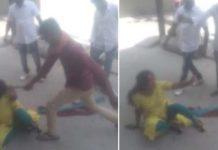 The-Dalit-woman-beat-up-by-dabang-in-bhopal-madhypradesh-
