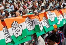 congress-leaders-reached-the-minister-bungalows-between-speculation-of-cabinet-expansion