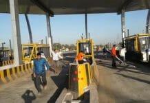Three-dozen-criminals-on-toll-plaza-sabotage