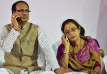 -Crisis-on-ticket--relative-opposed-to-sadhna-singh-for-contest-election-from-vidisha