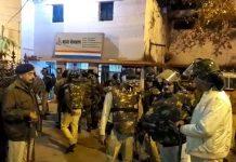 controversy-between-Congress-BJP-workers-in-jabalpur-firing