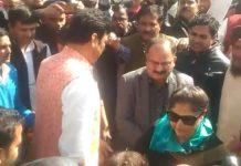 Yashodhara-Raje-angry-against-minister-Govind-Rajput-in-gwalior