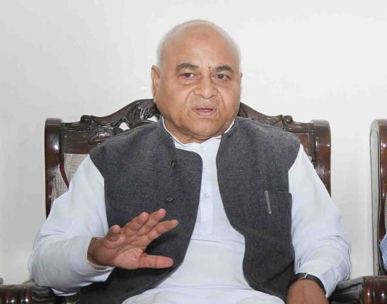 cooperative-minster-govind-singh-statement-on-scam-in-farmers-loan