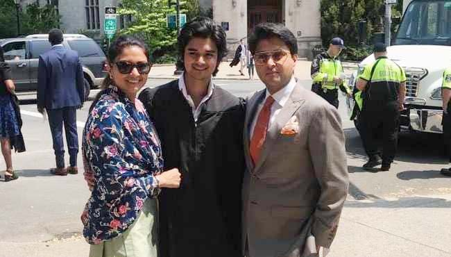 jyotiraditya-scindia--share-photos-on-sons-graduation-says-extremely-proud-as-a-father