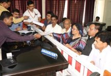 -BJP-candidate-Sandhya-Rai-filed-nomination-FROM-bhind
