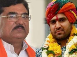 BJP-mla-Kamal-Patel-son-sudeep-patel-arrested--this-is-the-case
