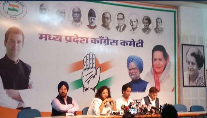 before-lok-sabha-election-minister-jaivardhan-singh-show-mp-sarkar-report-card