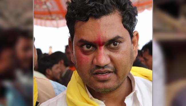 congress-mla-upset-with-minister-not-received-phone