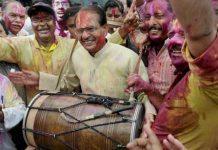 former-cm-shivraj-and-babulal-gaur-not-celebrate-holi