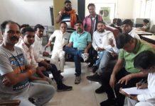 police-arrest-dozen-of-bjp-leader-in-chindwara