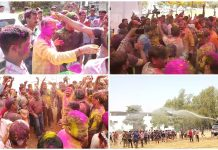 bhopal-police-celebration-holi-festival-second-day-