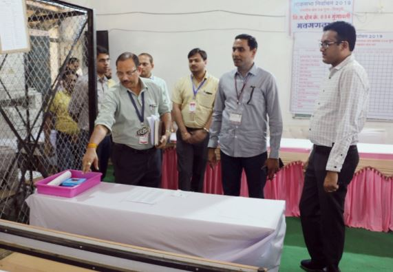 observer-inspection-counting-place-in-ashoknagar