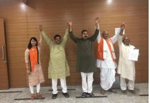 bjp-leader-wrote-letter-to-shah-for-not-giving-ticket-to-khatik