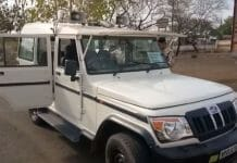 Police-claim---beaten-up-by-making-hostage-by-the-villagers-in-rajgadh