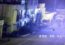 Congress-MLA-Andal-Singh-Kansana's-son-demolished-the-toll-plaza-in-morena