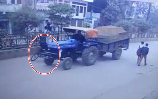 बेकाबू ट्रक दुकान में घुसा, तीन हादसों में 3 लोगों की मौत