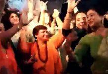 -sadhvi-pragya-singh-thakur-dance-video-got-viral-lok-sabha-election-2019
