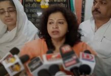 -Shobha-Ojha's-accusation-The-hand-of-BJP-workers-in-other-incidents-including-Chitrakoot-case
