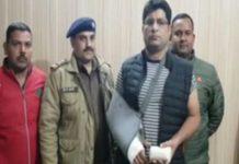Sandeep-tel-murder-case-masterminded-Rohit-Sethi-arrested-in-Dehradun