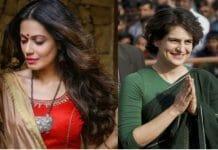 actress-payal-rohtagi-compare-priyanka-gandhi-with-sunny-leone