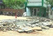 Removal-of-encroachment-in-traffic-and-road-binding