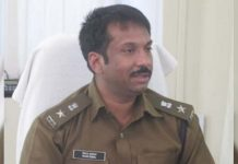 -IPS-transfer-in-madhya-pradesh-morena-sp-removed-who-case-filed-against-congress-MLA's-son
