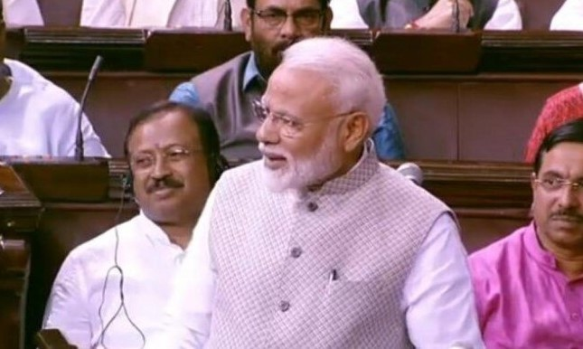 Prime-Minister-spoke-first-time-on-a-chamki-fever