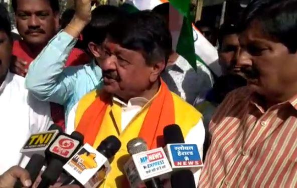 kailash-vijayvargiya-statement-on-AIR-STRIKE