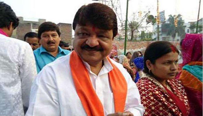 indore-kailash-vijayvargiya-taunts-on-congress-cine-candidates-for-elections-mpgp-1668685-html
