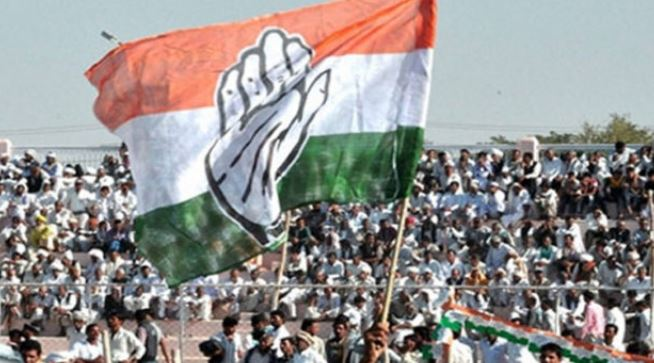 -BJP-panic-congress-daily-announcements-before-electtion--