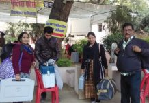 Preparation-of-polling-is-complete-Voter-team-leaves-from-MLB-College