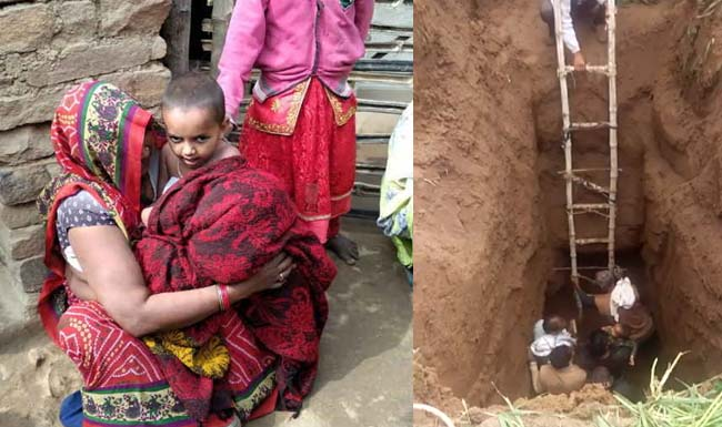 2-years-child-fell-into-a-70-feet-deep-borewell-in-singrauli-rescue-operation-success-