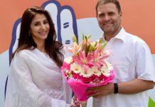 bollywood-Actress-Urmila-Matondkar-joined-Congress