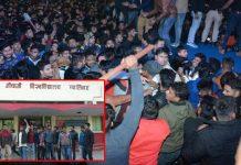 NSUI-demands-FIR-on-organizers-of-Guru-Randhawa-program
