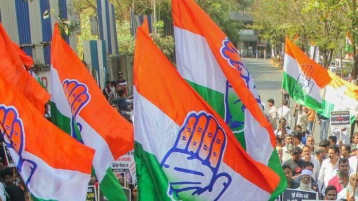 District-Congress-President-Sukhlal-parmar-Independent-nomination-khargone-loksabha-election