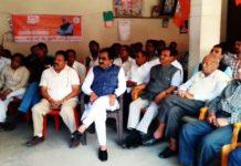 BJP-state-president-Jabalpur-heard-PM-narendra-Modi's-message