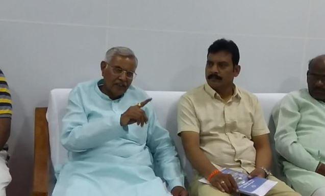 bjp-mla-Sitasharan-Sharma-seriously-allegation-against-sdm-
