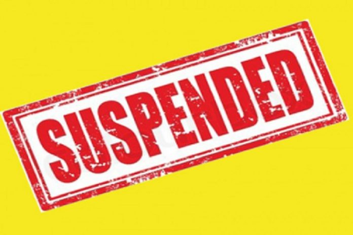 mp Suspended