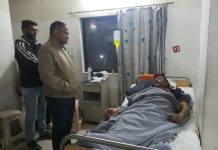 attack-on-ASI-SP-raises-10-thousand-rupees-prize-on-attacker-