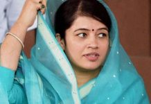 sidhi-BJP-candidate-riti-pathak-alleged-congress-leader-for-booth-capturing-